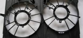 Диффузор вентилятора охлаждения Mitsubishi Outlander (2012-н.в.)