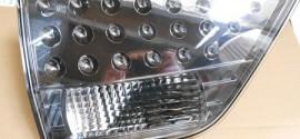 Фонарь левый внутренний Mitsubishi Outlander (2006-2012)